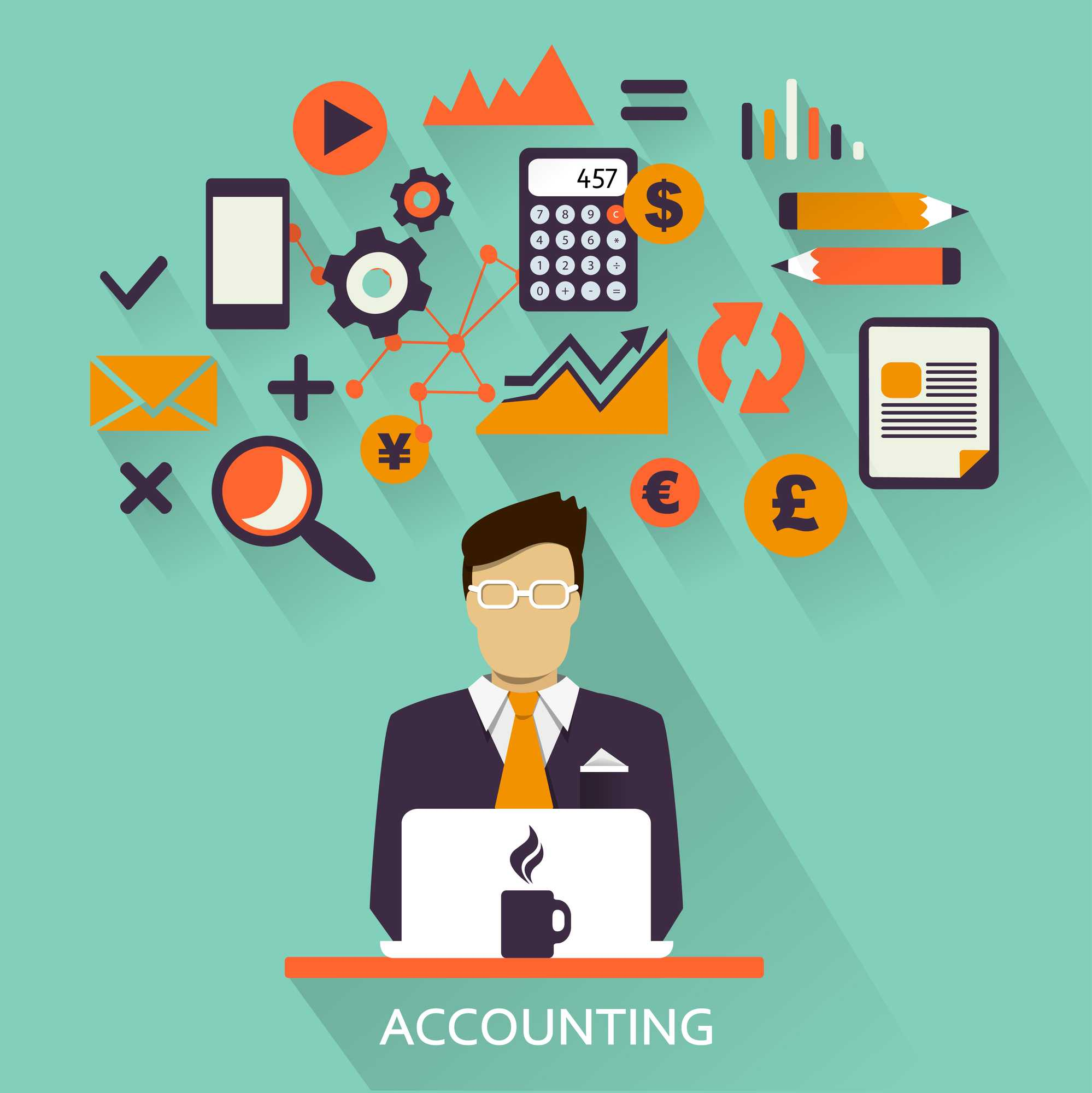 Help You with the Accounting